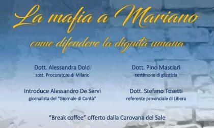 Accendiamo i riflettori sulla mafia: l'incontro a Mariano