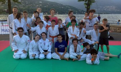 Judo: tre giorni di gemellaggio e divertimento