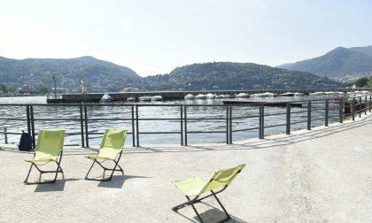 Riapre il lungolago di Como: due weekend di festeggiamenti per i bambini