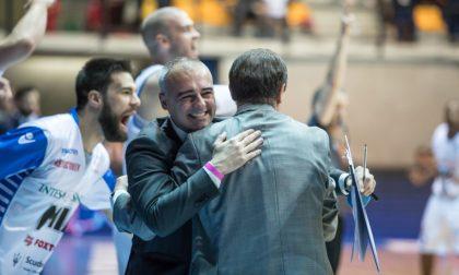 Sodini confermato vice allenatore a Cantù