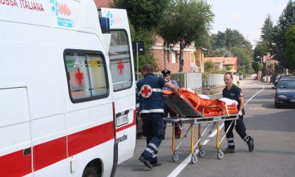 Incidente a Como, due giovani finiscono in ospedale