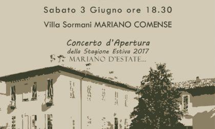 Sabato i Quintorigo si esibiscono a Mariano