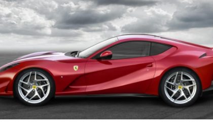 Ritrovo Ferrari: Pusiano in rosso