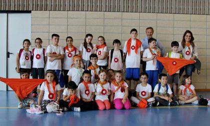 """La scuola """"Don Milani"""" celebra la festa dello sport"""