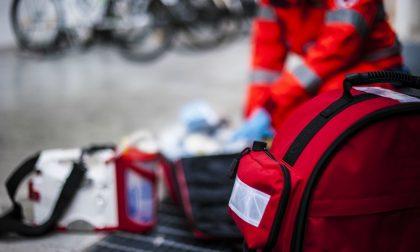 Tre persone coinvolte in un incidente a Lanzo Intelvi