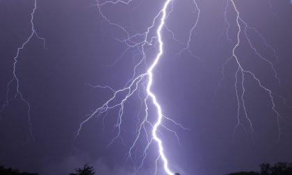 Ci risiamo, nuova allerta meteo arancione sul Comasco. Forti temporali in arrivo