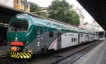 Treno Milano Asso soppresso due giovani senza biglietto arrestati