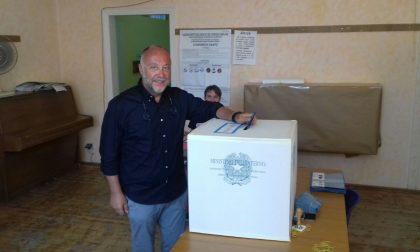 Elezioni a Cantù: ha votato anche Arosio