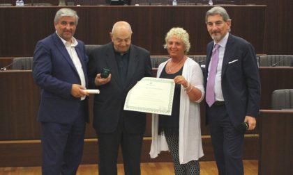 Buona Politica: la Regione premia il sindaco di Dizzasco