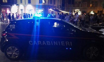 Maxi controlli dei Carabinieri nella movida canturina