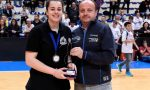 Basket femminile Novati a Palermo e Meroni ad Orvieto