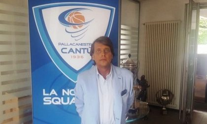 Pallacanestro Cantù: il nuovo direttore sportivo