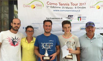 Tennis comasco: under 16 sul trono del Tennis Tour