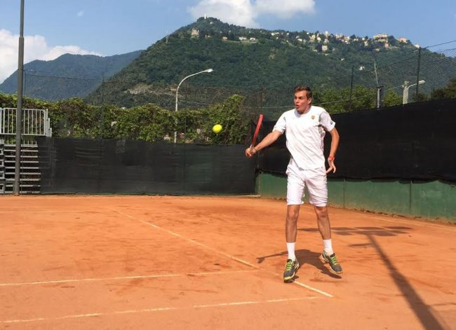 Tennis prequalifiche Como