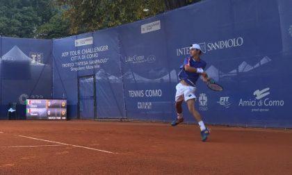 Tennis Como teatro della quarta tappa del Circuito Challenger