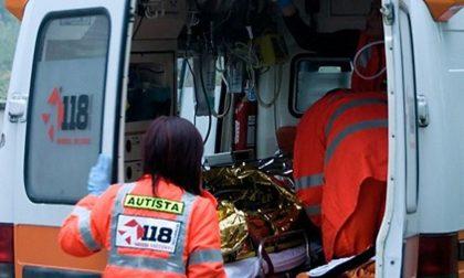 Incendio a Rovello Porro, soccorsa una persona SIRENE DI NOTTE