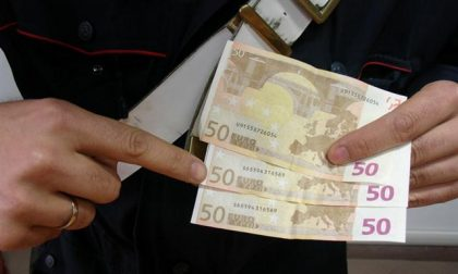 Banconote false ad Erba, la denuncia di una commerciante