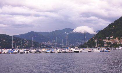 Maltempo, allerta per il livello del Lago di Como in città