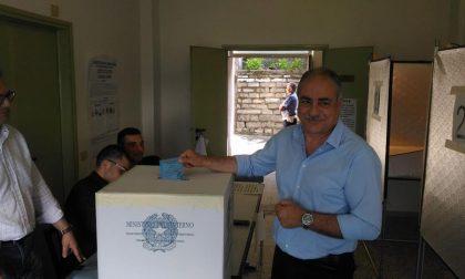 Mario Landriscina racconta la sua prima giornata da sindaco di Como. VIDEO