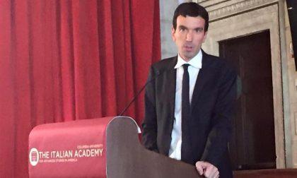 Elezioni di Como: il Ministro Maurizio Martina in città
