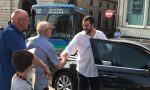 Lunedì Matteo Salvini a Como