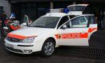 Automobilista italiano scappa da un posto di blocco e provoca un incidente in Svizzera