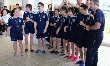 Meeting del Lario di nuoto Paralimpico: che successo la prima edizione a Como
