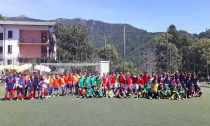San Bartolomeo in festa tra promesse del calcio e piatti tipici  FOTO