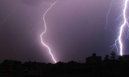 Allerta meteo previsti forti temporali nelle prossime ore - Prima Como