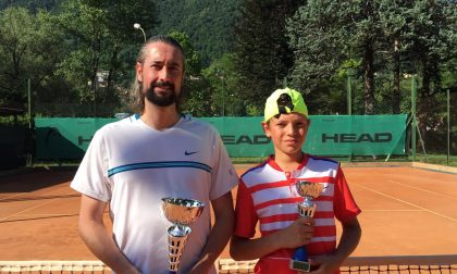 Como Tennis Tour, quinta tappa: vince Dario Conca