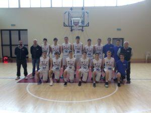Under15 ai quarti: Progetto Giovani Cantù al top