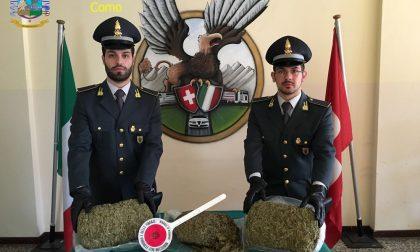 """4 arresti e tanta droga sequestrata: si chiude l'operazione """"Old passion"""""""
