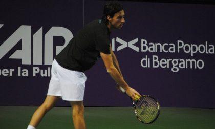 Tennis lariano Andrea Arnaboldi si arrende in semifinale al Challenger di Parma