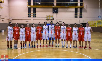 Basket femminile: quattro lariane al via nella stagione 2017/18