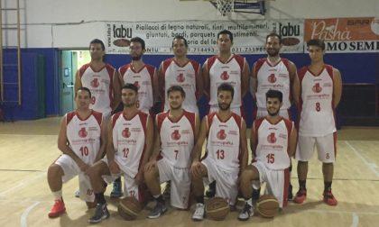 Basket maschile le squadre lariane nei gironi di serie C e D