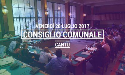 Ecco il Consiglio comunale a Cantù: seguilo con noi in diretta