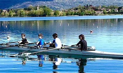 Canottaggio lariano remi nostrani al Trofeo delle Regioni