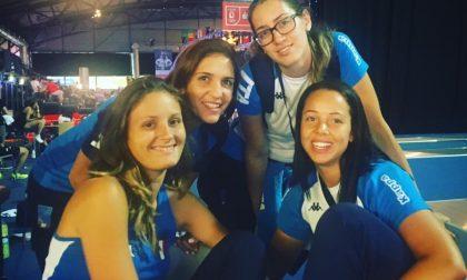 Arianna Errigo all'assalto della pedana mondiale con il Dream Team azzurro