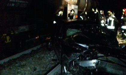 Incidente a Cucciago, miracolati i 5 ragazzi coinvolti