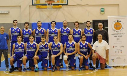 Basket Promozione 9 lariane iscritte e Cernobbio spera nel ripescaggio