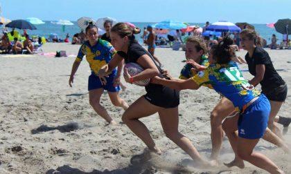 """Spartane Como sul podio al torneo di rugby a 7 """"Le ragazze nel pallone"""". FOTO"""