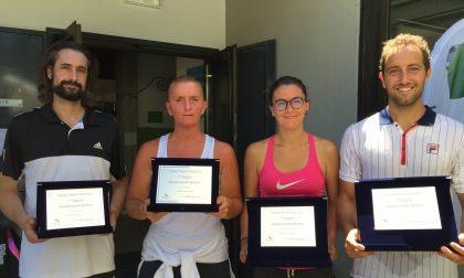Como Tennis Tour a Lipomo: prime vittorie di circuito per Reina e Toso