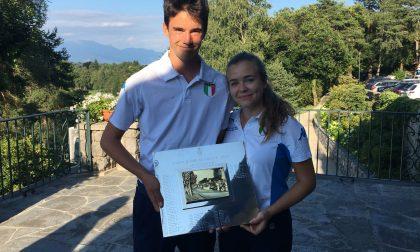Golf Villa d'Este la 70° Targa d'oro parla milanese