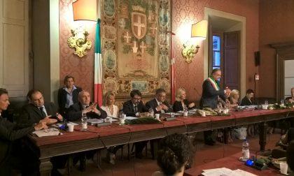 Primo Consiglio comunale a Como: la diretta. FOTO