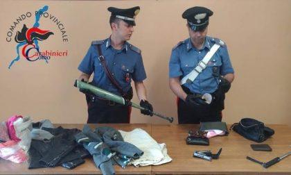 Furti sulle autovetture, due arresti a Tremezzina