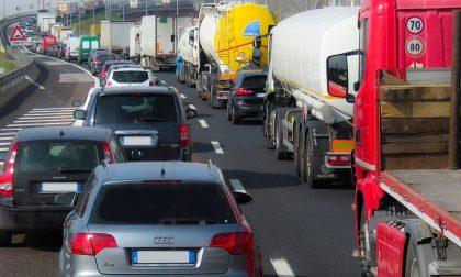 Traffico autostrade: sabato di passione sulla Lainate Como Chiasso
