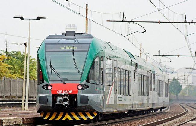 Sabato treni gratis da Como a Varese