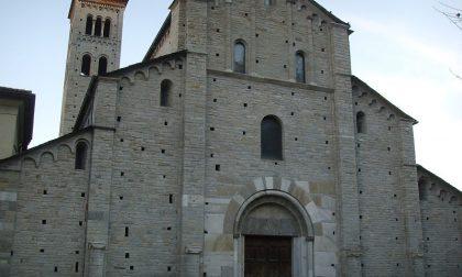 Sant'Abbondio in versione ridotta causa Covid con mercato agricolo e tradizionale fiera zootecnica