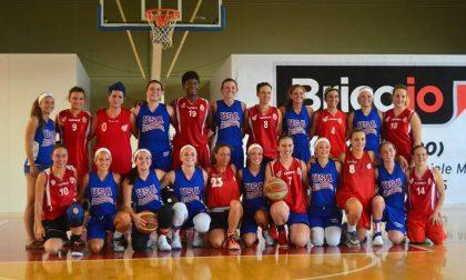 "Basket donne a Vighizzolo due sfide ""a stelle e strisce"""