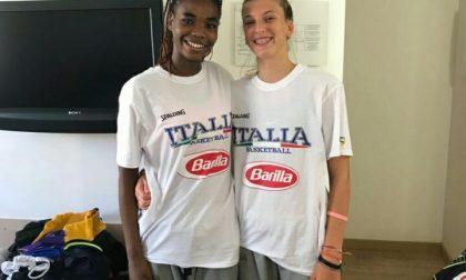 Basket giovanile Gloria Ukaegbu convocata con Italia U14